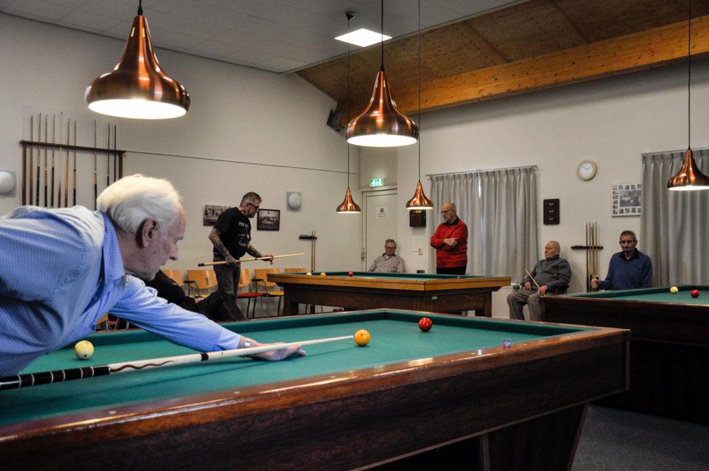 Biljartclub De Buureton