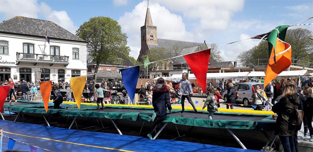 Koningsmarkt Den Burg 2019