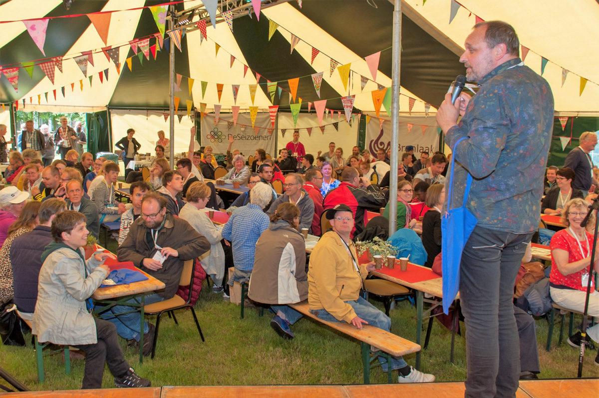 Bewonersconferentie Maartenhuis